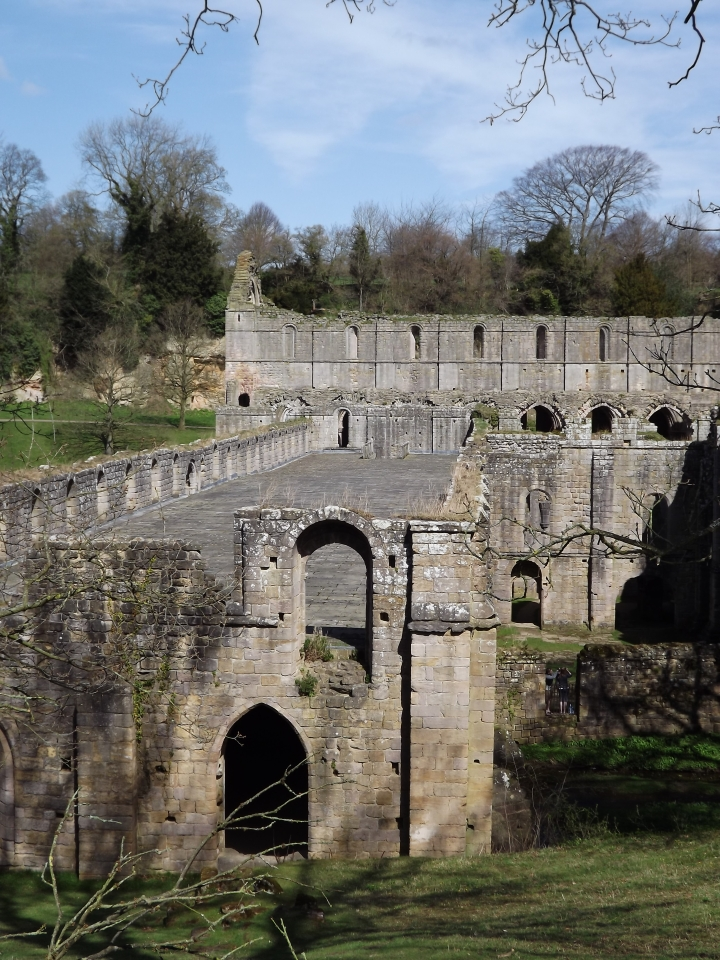 Fountains Abbey 061